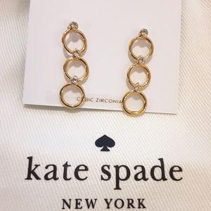 Kate Spade Dangly Earrings